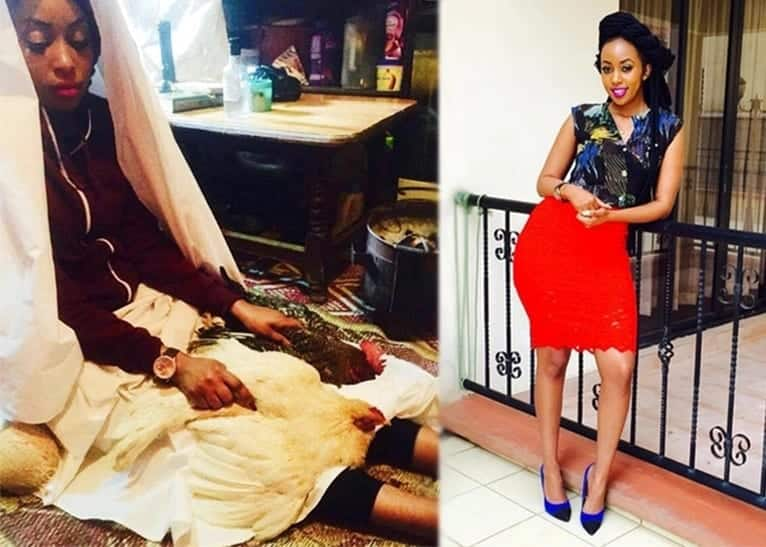 Socialite Amber Ray confirms she is wife number 2 and its not easy for her
