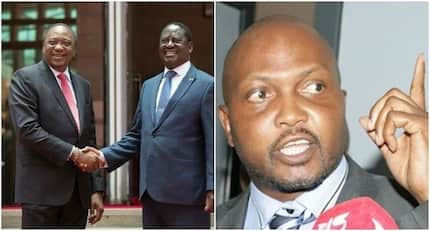 Kenya will be a de-defacto one party democracy by December 2018 - Moses Kuria makes yet another prophecy