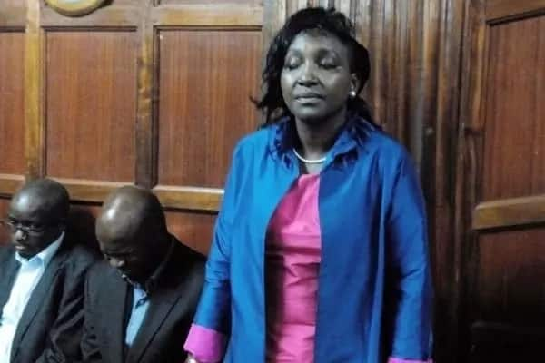 Gladys Boss Shollei wins a Jubilee nomination race in Uasin Gishu