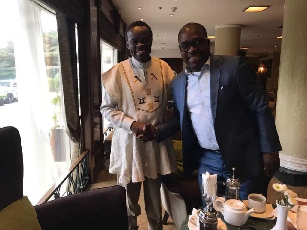 Lawyer PLO Lumumba unhappy with poll showing Ruto as most preferred 2022 presidential candidate