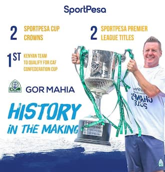 Former Gor Mahia coach Dylan Kerr set to take Kenyan flavour to South Africa