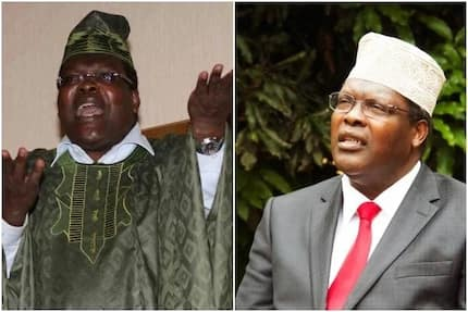 Miguna Miguna turns wrath on DP Ruto after he blocked him on twitter