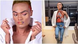 16 crazy photos of Kenyan gay man confirming he is not about to stop it