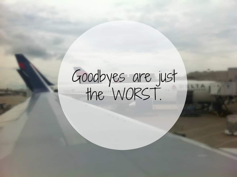 Short quotes for farewell