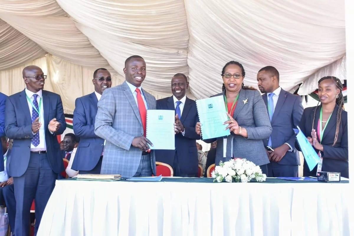 William Ruto heaps praises on devolution, says it has transformed lives