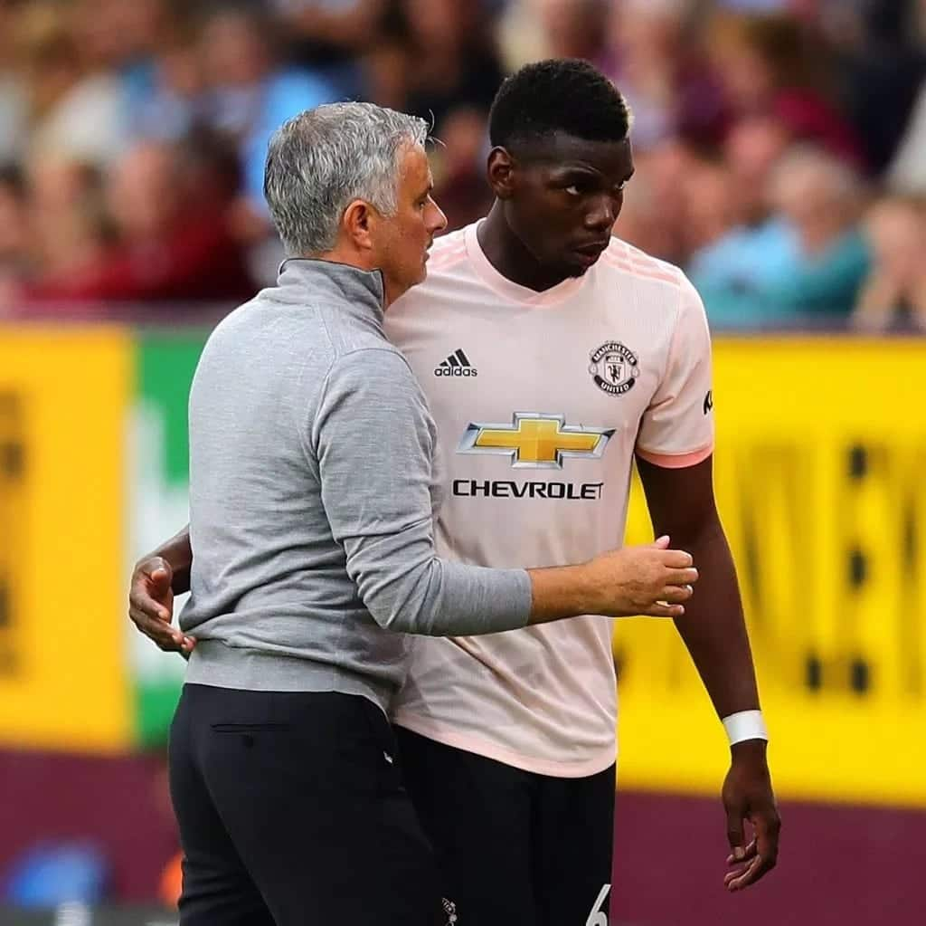 Juventus dump interest in signing want-away Man United star Paul Pogba