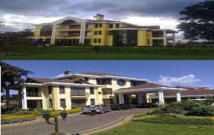 Kathy Kiuna house in Runda (photos)