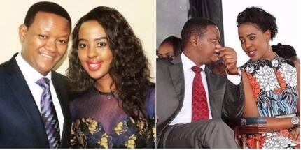 Mkewe Alfred Mutua ashambuliana na mashabiki wake kwa kuvalia nguo za 'aibu'