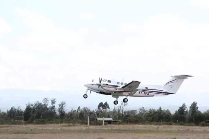 Major boost for business and tourism sectors as Bush Airlines launches first ever Nairobi-Nyeri flights