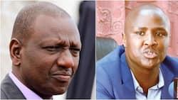 Alfred Keter aomba msamaha kwa kumwita William Ruto mwizi mkubwa