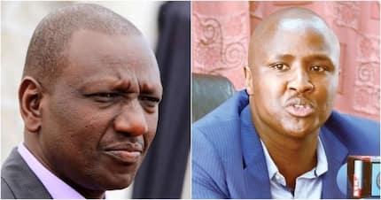 Alfred Keter, Joshua Kutuny wadai Ruto ndiye chanzo cha masaibu yote ya wakulima wa mahindi
