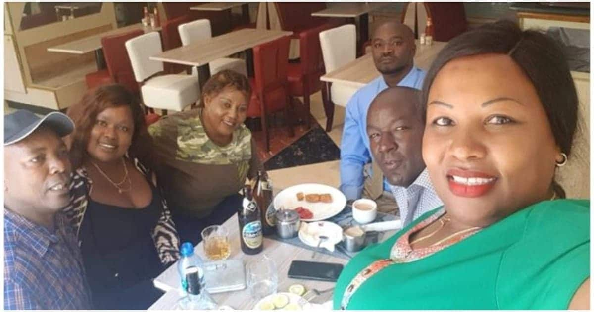 Photo emerge of Nairobi MCA's getting intoxicated before terrorising Speaker Beatrice Elachi