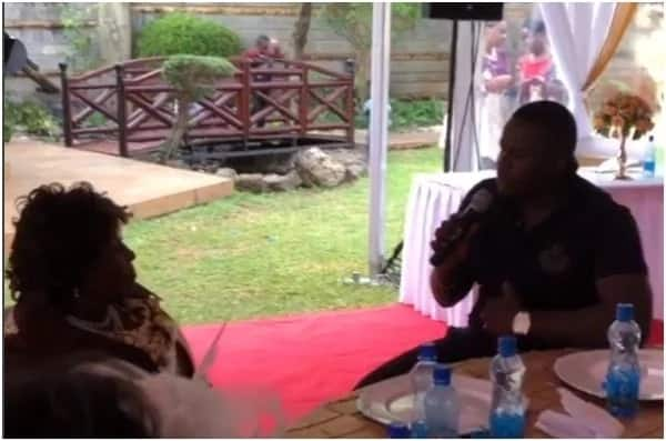 Flamboyant pastor Kathy Kiuna throws mega birthday party for her 75-year-old mother