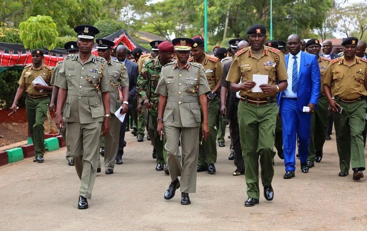 Panic in Kenya Police service as audit on fake disability claims commence