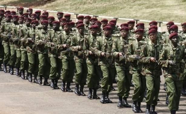 Kenya Police salary & allowances 2018/2019