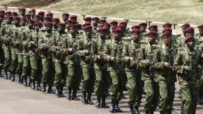 Kenya Police salary in 2021: salary scale and allowances