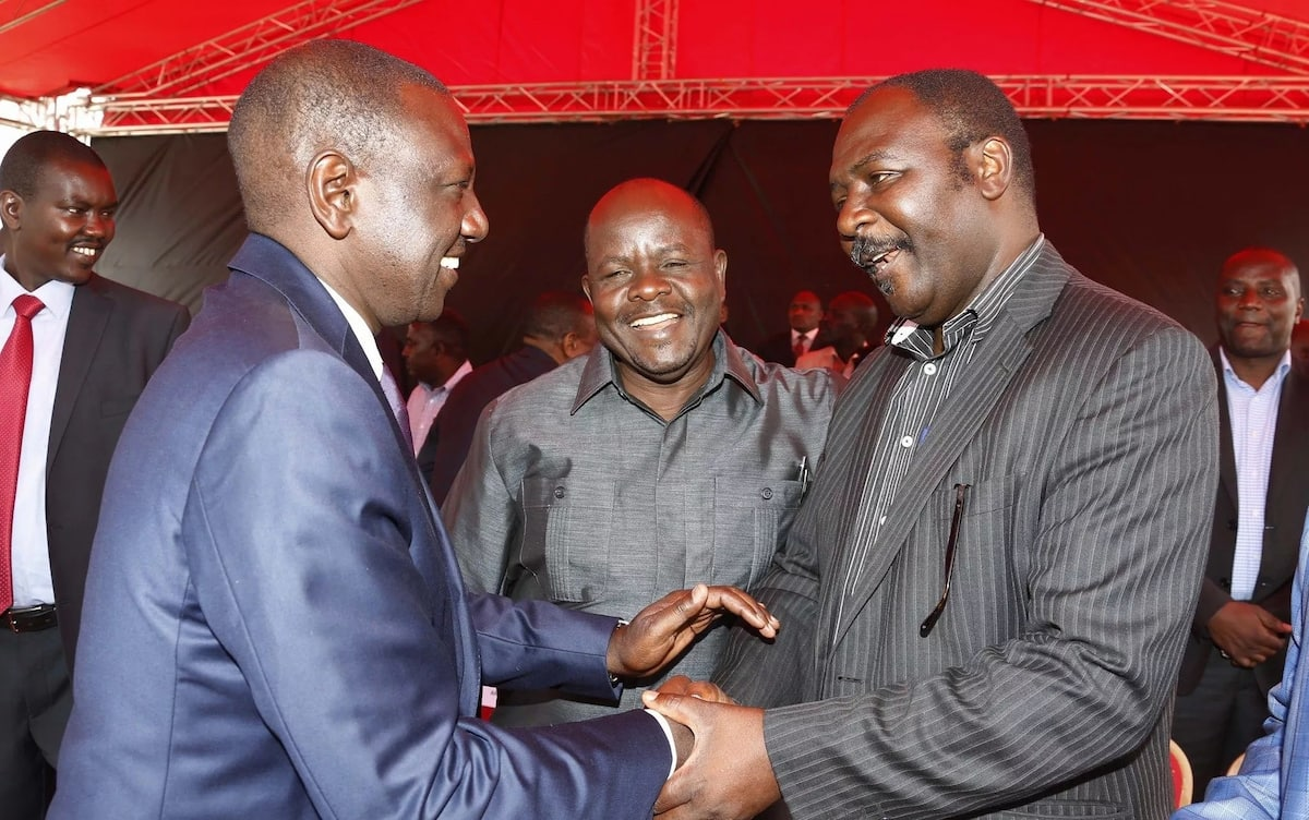 Stop chasing Luhya from Eldoret town - Jubilee MP from western tells Uasin Gishu Governor Jackson Mandago
