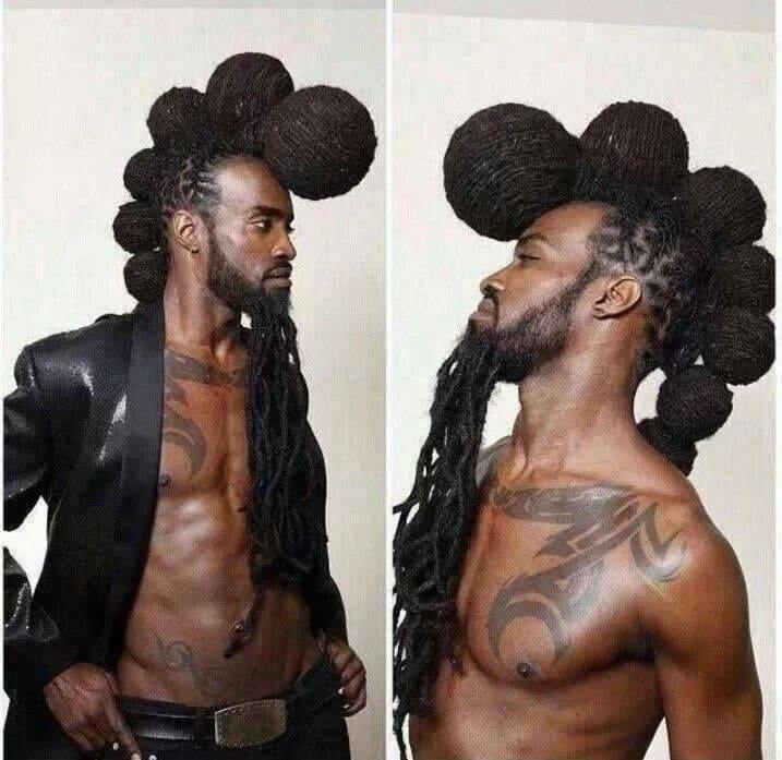Latest dreadlocks hairstyles 2018 ▷ Tuko.co.ke