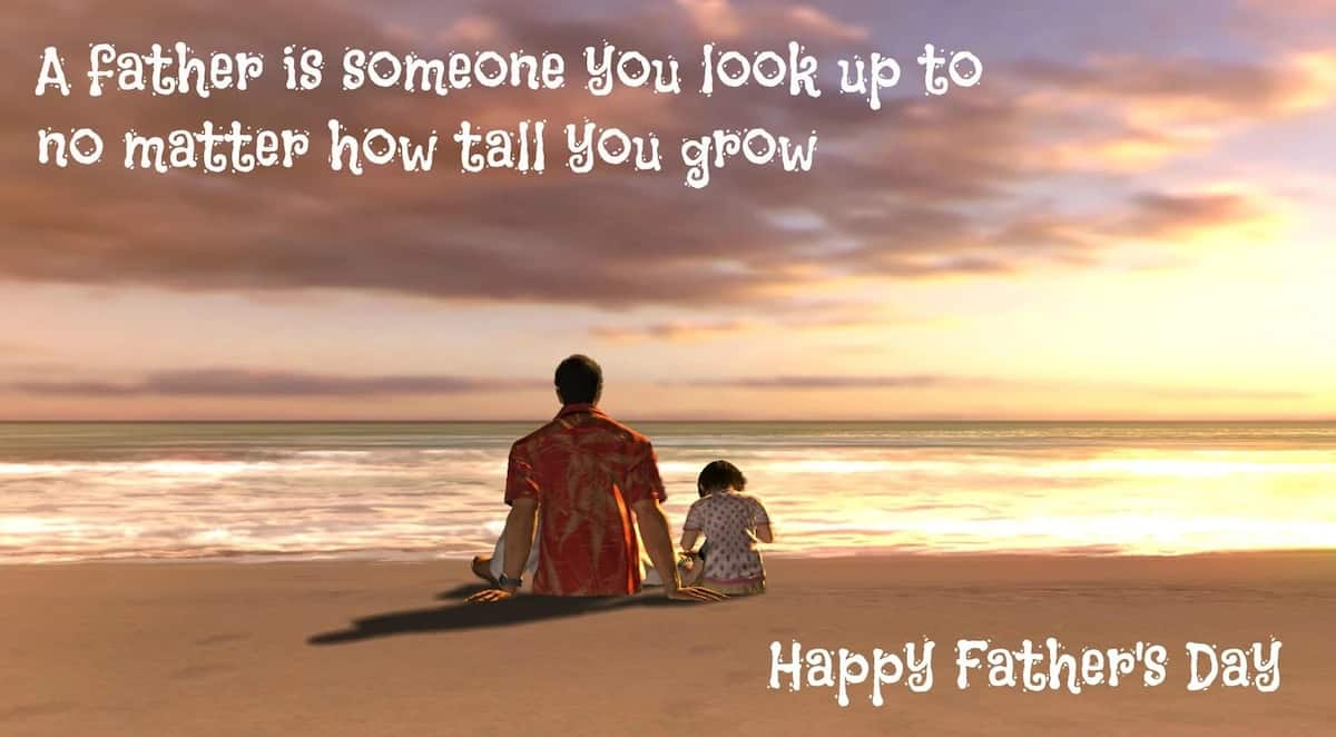 Happy fathers day images, quotes and wishes 2018