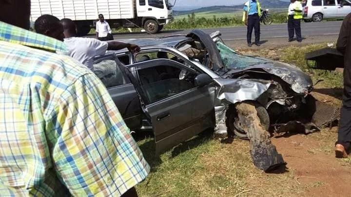 Kenyan leaders mourn Robert Ouko's widow who perished in a terrible highway accident