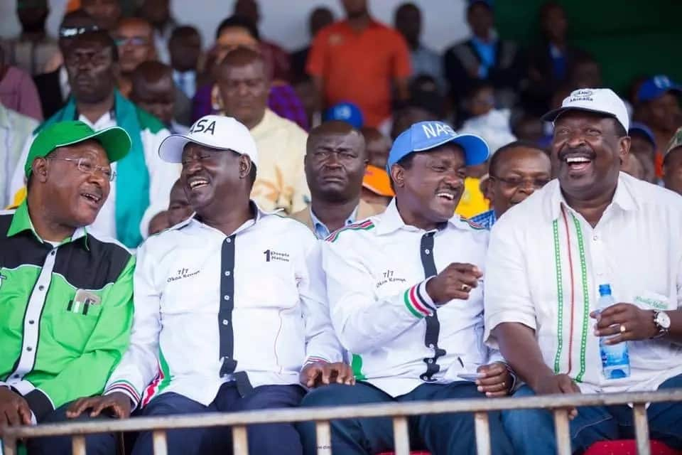 I will stand with Raila again if he vies for the presidency - Kalonzo Musyoka