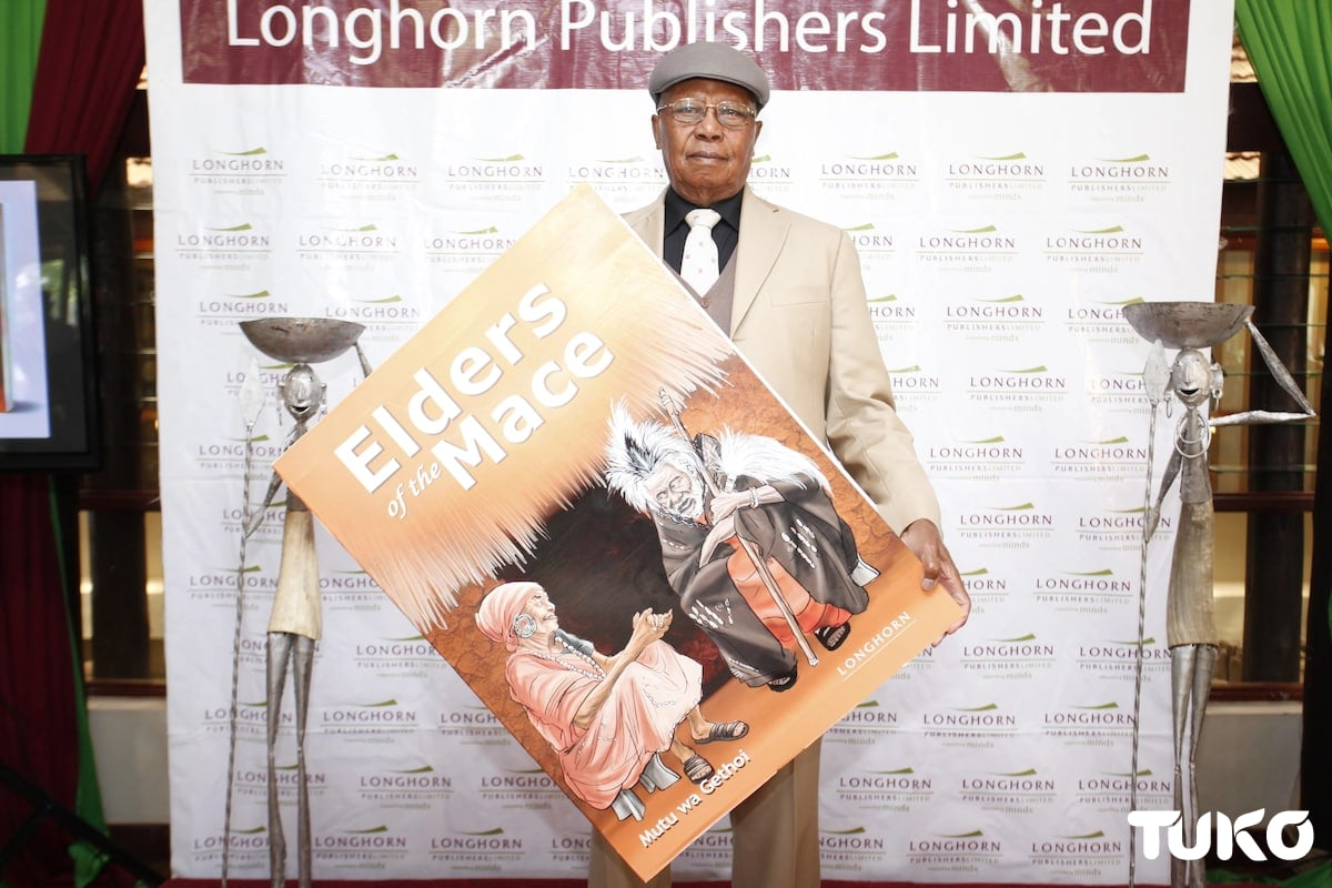 East Africa's leading publisher unveils highly anticipated historical novel which took 20 years to complete