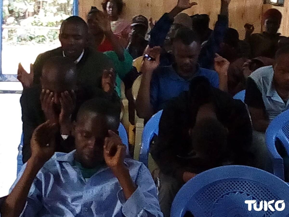 Church for drunkards and drug addicts opened in Kiambu County