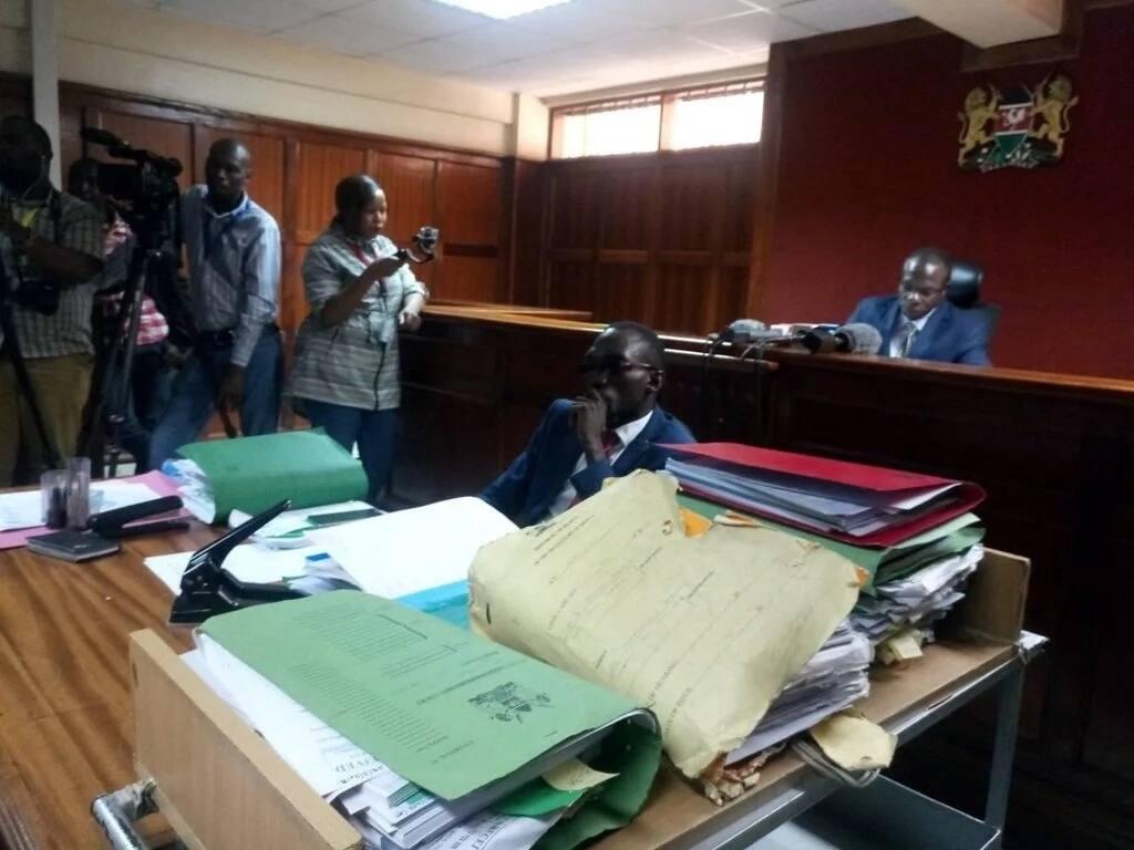 Jaji amuamuru Matiang'i kufika mbele yake bila kufeli kutokana na kuzuiliwa kwa Miguna