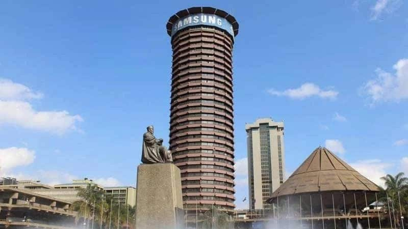 Kenyans hilarious reactions to KICC's design meant to look like donkey's penis