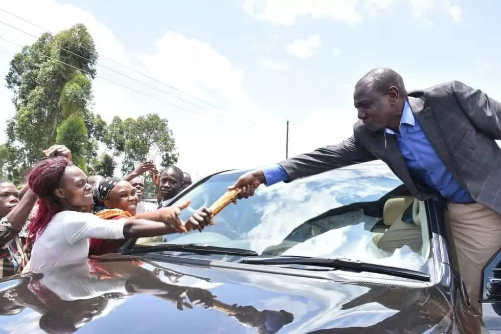 Nandi youth defend Ruto, accuse Raila of truce to divide Jubilee