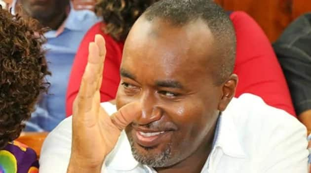 Hassan Joho takes time off politics, jets off to Europe to frolic in the snow