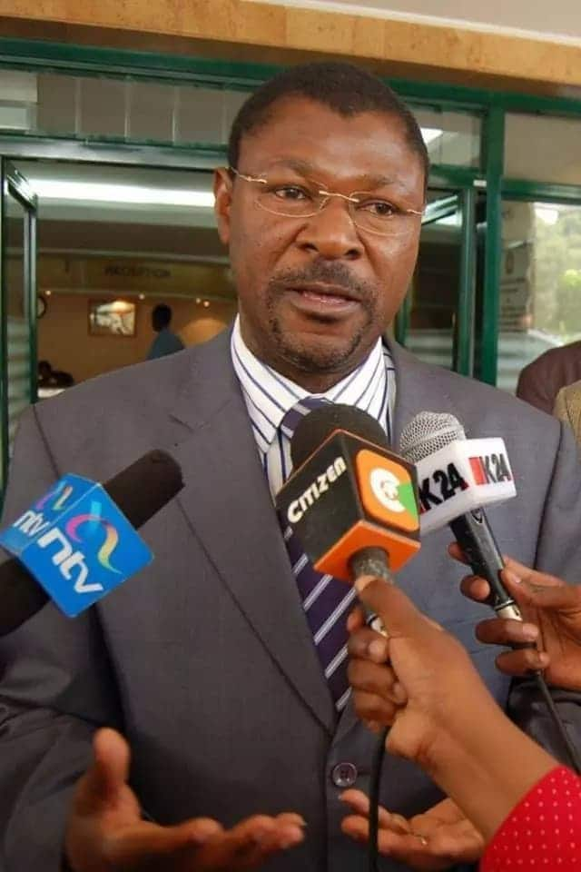 Wetang'ula says governor Obado's bail terms unfair, equal to house imprisonment