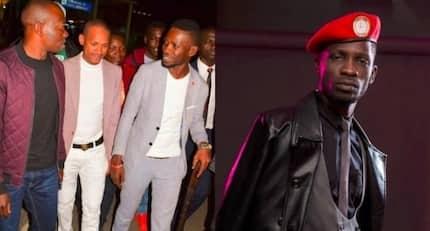 Ugandan MP Bobi Wine on a 5-day Kenyan tour following troubles with Museveni