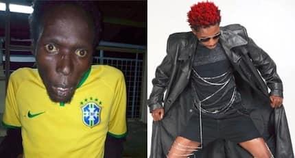 Eric Omondi's elder brother is dead