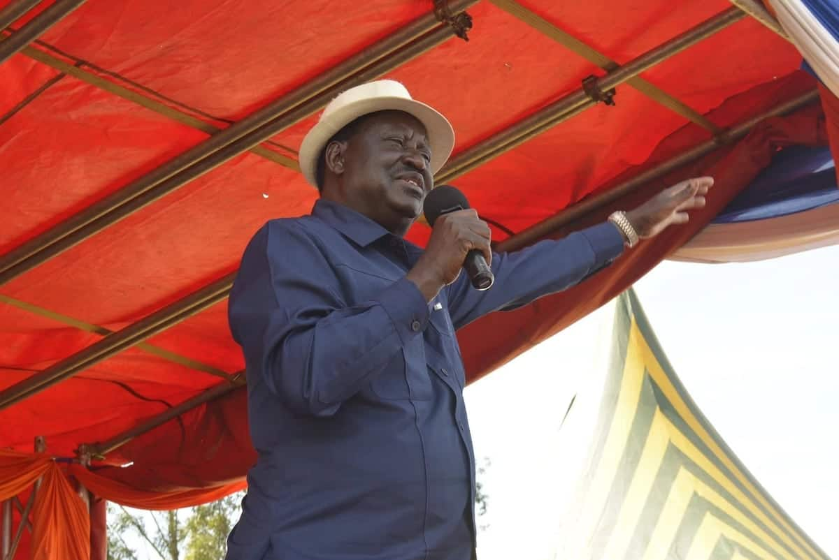 Lawyers are just noise makers, engineers like me are the real learned people - Raila Odinga