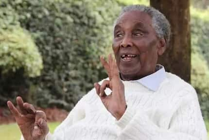 Late William ole Ntimama's SECRET son emerges and wants burial stopped
