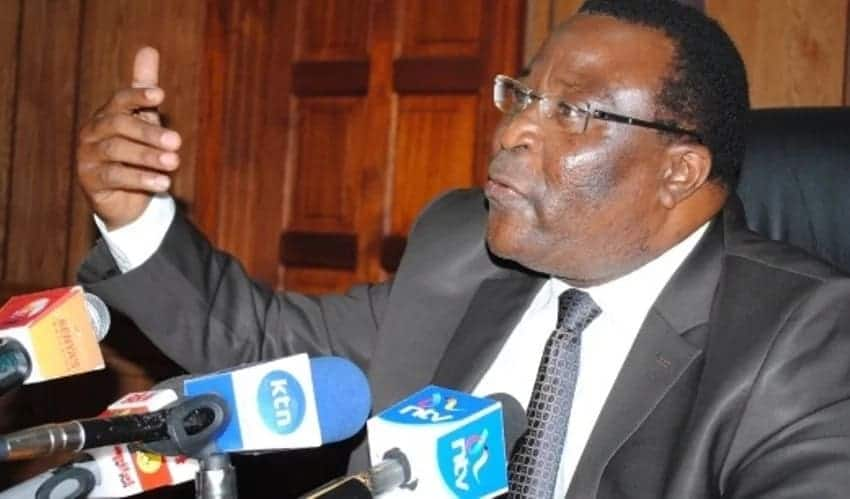 Former Senate Speaker accepts Uhuru's appointment at HELB