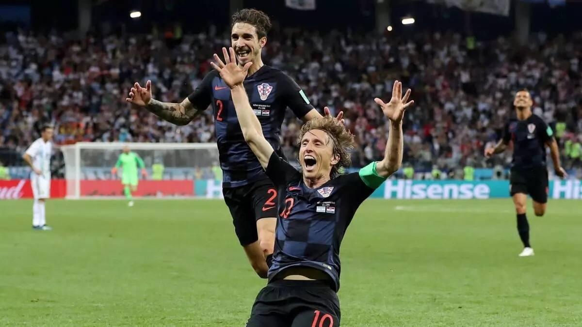 Croatia yaidhalilisha Argentina kwa mabao 3-0 na kufuzu kwa raundi ya 16