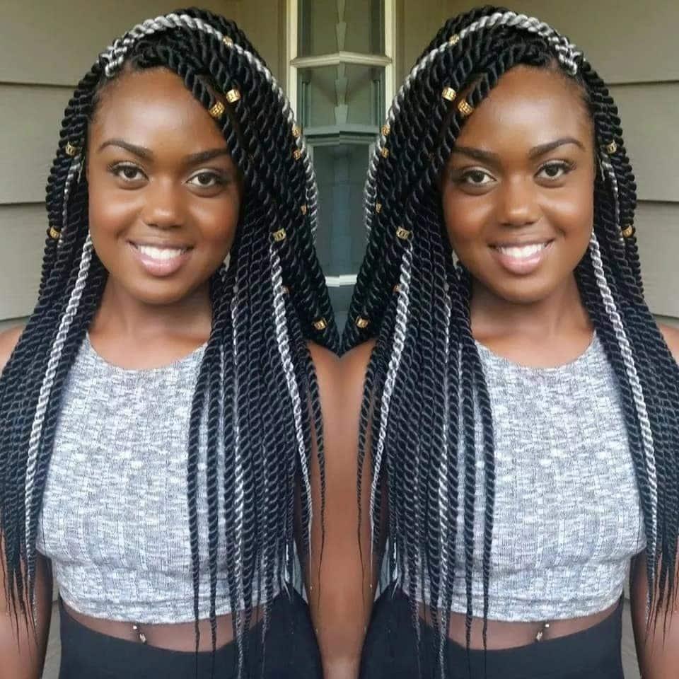 Latest Braid Styles In Nigeria Tuko Co Ke