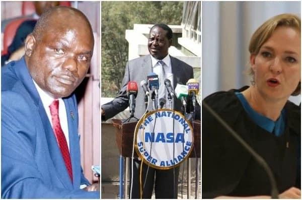 Huu ndio mwito wa muungano wa mataifa ya Ulaya kuhusu tetesi za Raila Odinga