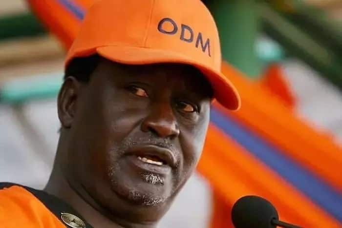Raila should not be blamed for poverty in Nyanza - ODM says