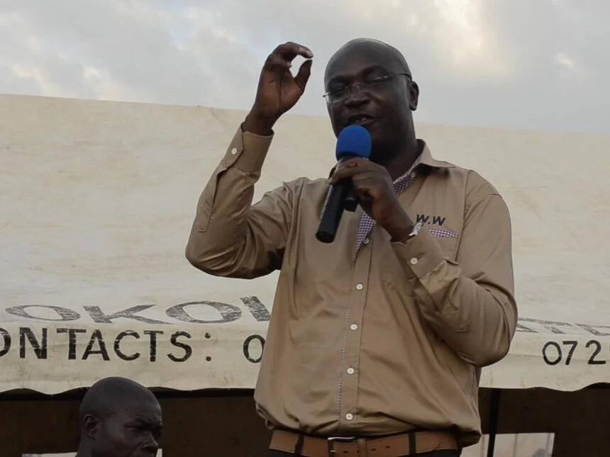 I will get another job, former Bungoma governor speaks after losing