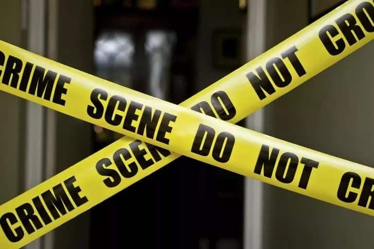 Police officer stabs to death man they were unknowingly sharing woman in Migori