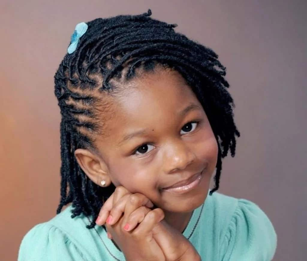 25 cutest kids hairstyles for girls ▷ Tuko.co.ke