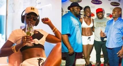 Akothee recalls days she used to beat up gossipers and it is hilarious AF