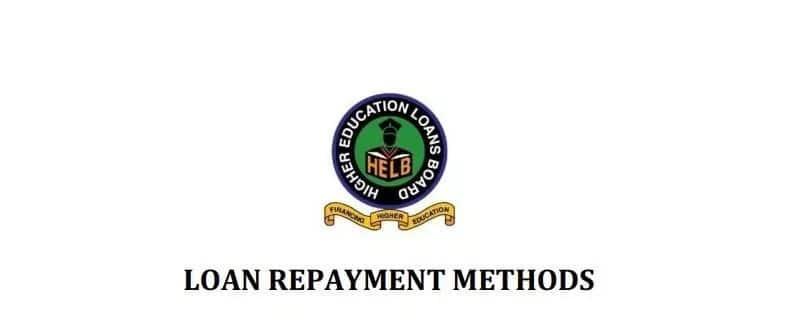 HELB repayment methods