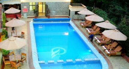 List of heated swimming pools in Nairobi