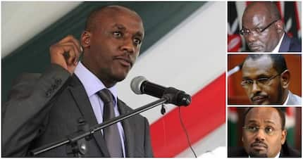 Kenya is in crisis with or without Chebukati at the IEBC - Mutula Kilonzo Jr
