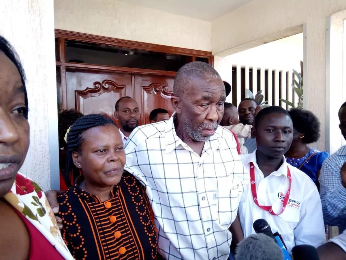 Rubani mwenye uzoefu amuomba Uhuru amsaidie mkewe anayeugua