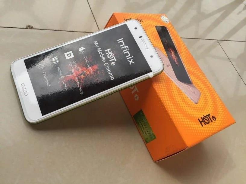 Infinix Phones Prices in Kenya 2017-18